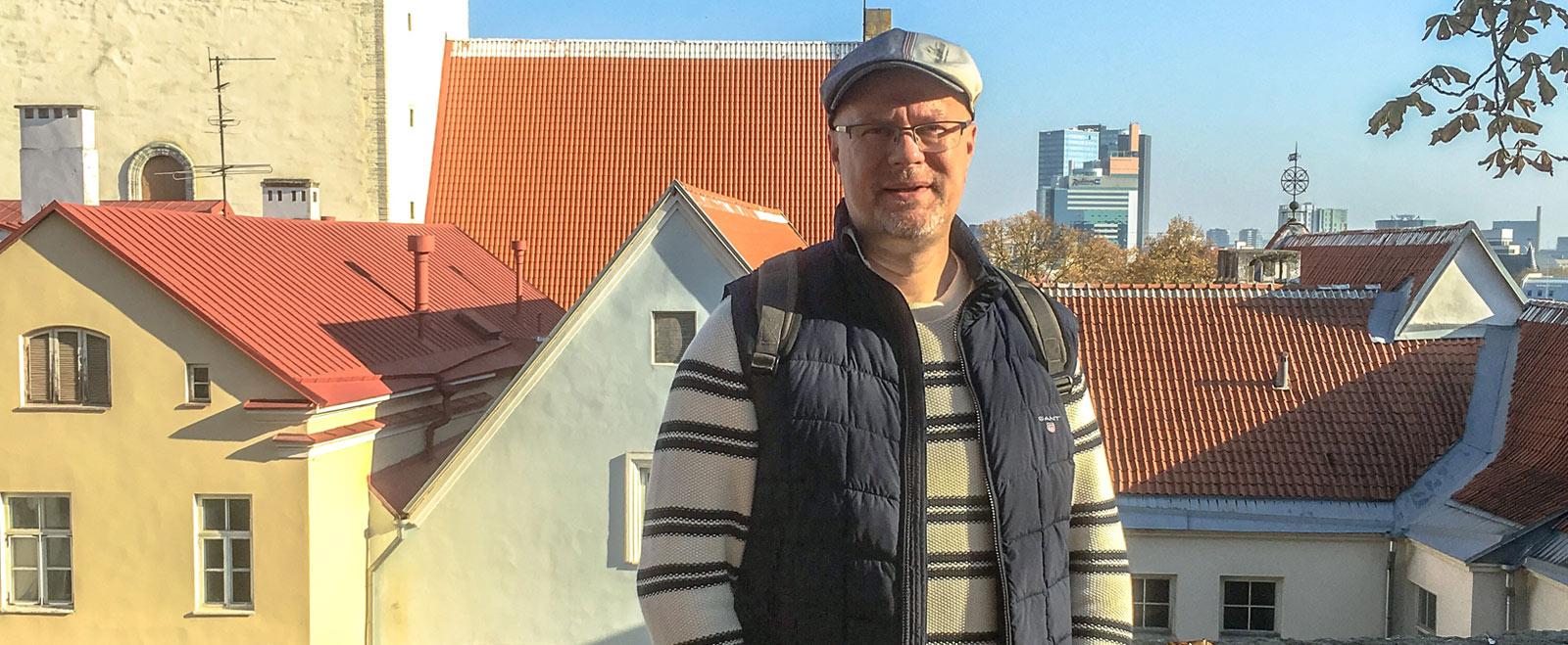 Verkkokoulu.comin laatu syntyy Keijo Heikkisestä ja asiantuntijoista
