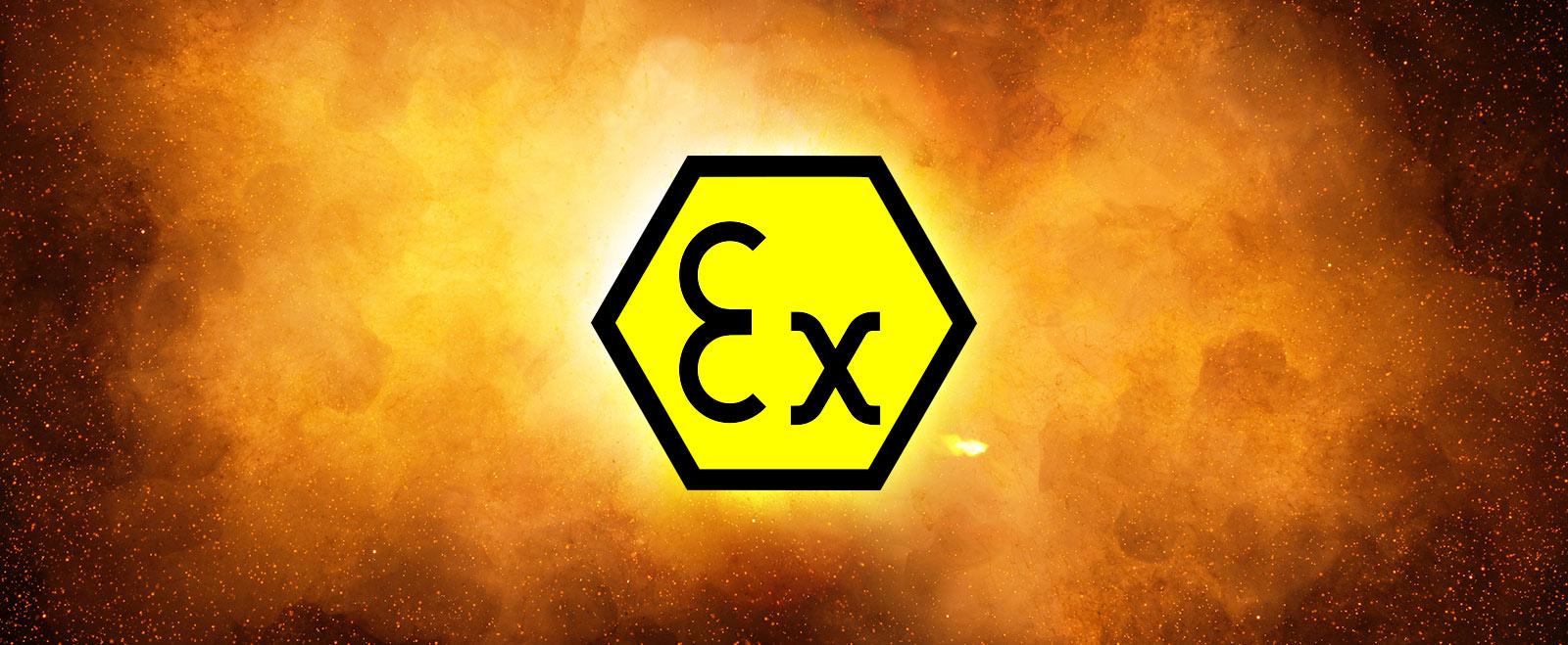 Atex räjähdysvaaralliset tilat