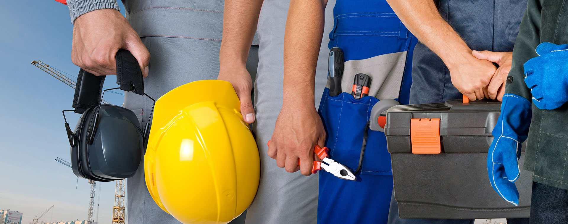 SAFETY AT WORK TRAINING COURSE